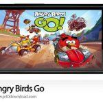 دانلود بازی موبایل مسابقات پرندگان خشمگین