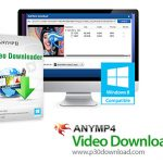دانلود AnyMP4 Video Downloader v6.1.12