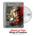 دانلود Attack on Titan: Wings of Freedom